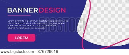 Banner . Banner template . banner design . web banner template . horizontal banner header for social media cover, poster and ads banner background . modern colorful banner concept . banner design with space for photo or image . banner trend 2025
