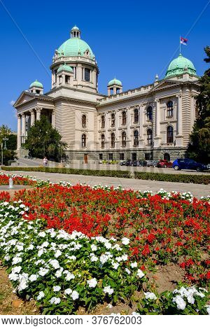 National Assembly Of The Republic Of Serbia, Parliament Of Serbia In Belgrade