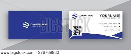 Business card . Business card design . blue color business card ideas . Business cards Template . Modern Business card template design . editable business card design . double sided business card template . new business cards design collection for company