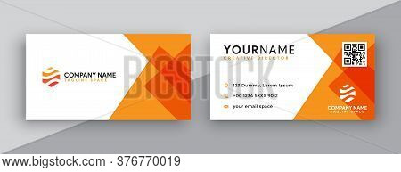 Business card . Business card design . Orange color business card ideas . Business cards Template . Modern Business card template design . editable business card design . double sided business card template . new business cards design collection for compa