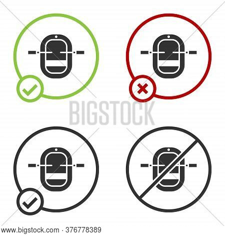Black Rafting Boat Icon Isolated On White Background. Inflatable Boat With Paddles. Water Sports, Ex