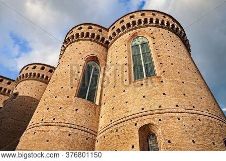 Loreto, Ancona, Marche, Italy: Apse Of The Basilica Of The Holy House (basilica Della Santa Casa), S