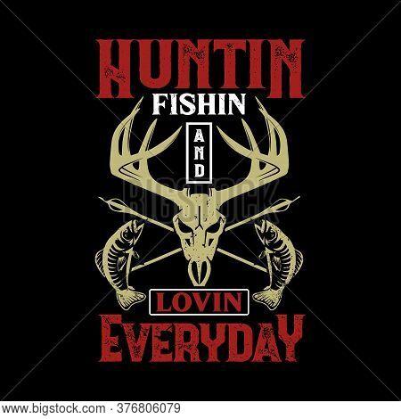 Fishing T Shirt Design,t-shirt Design, Vintage Fishing Emblems, Boat, Fishing Labels.