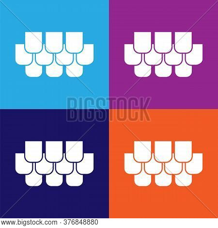 Shingles Premium Quality Icon. Elements Of Constraction Icon. Signs And Symbols Collection Icon For