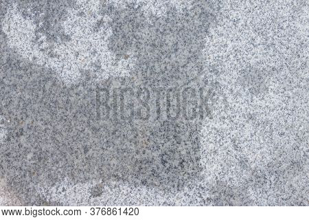 Marble Flooring With Water Stains And Dirt Stuck For Background.