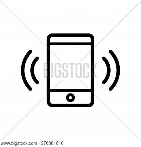 Illustration Vector Graphic Of Smart Phone Icon