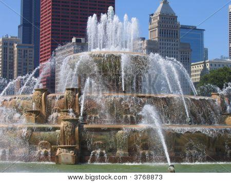 Chicago Fountain 2
