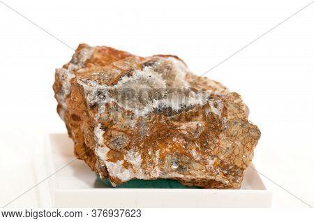 Aragonite Crystal Mineral Sample, A Rare Earth Mineral