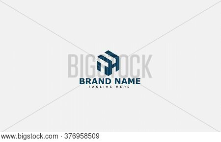 Th Logo Design Template Vector Graphic Branding Element.