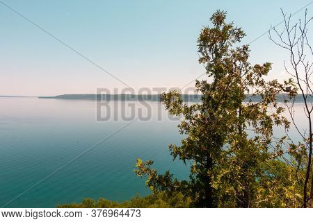 Rocky Beach At Bruce Peninsula National Park Ontario Canada