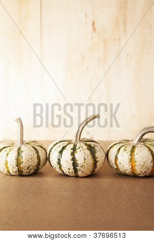 Three Little Gourds