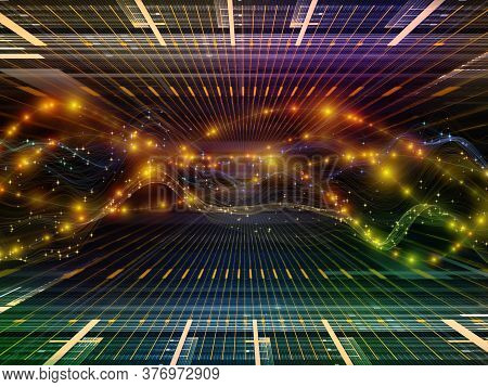 Energy Of Space Frequencies