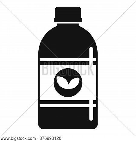 Plants Cough Syrup Icon. Simple Illustration Of Plants Cough Syrup Vector Icon For Web Design Isolat