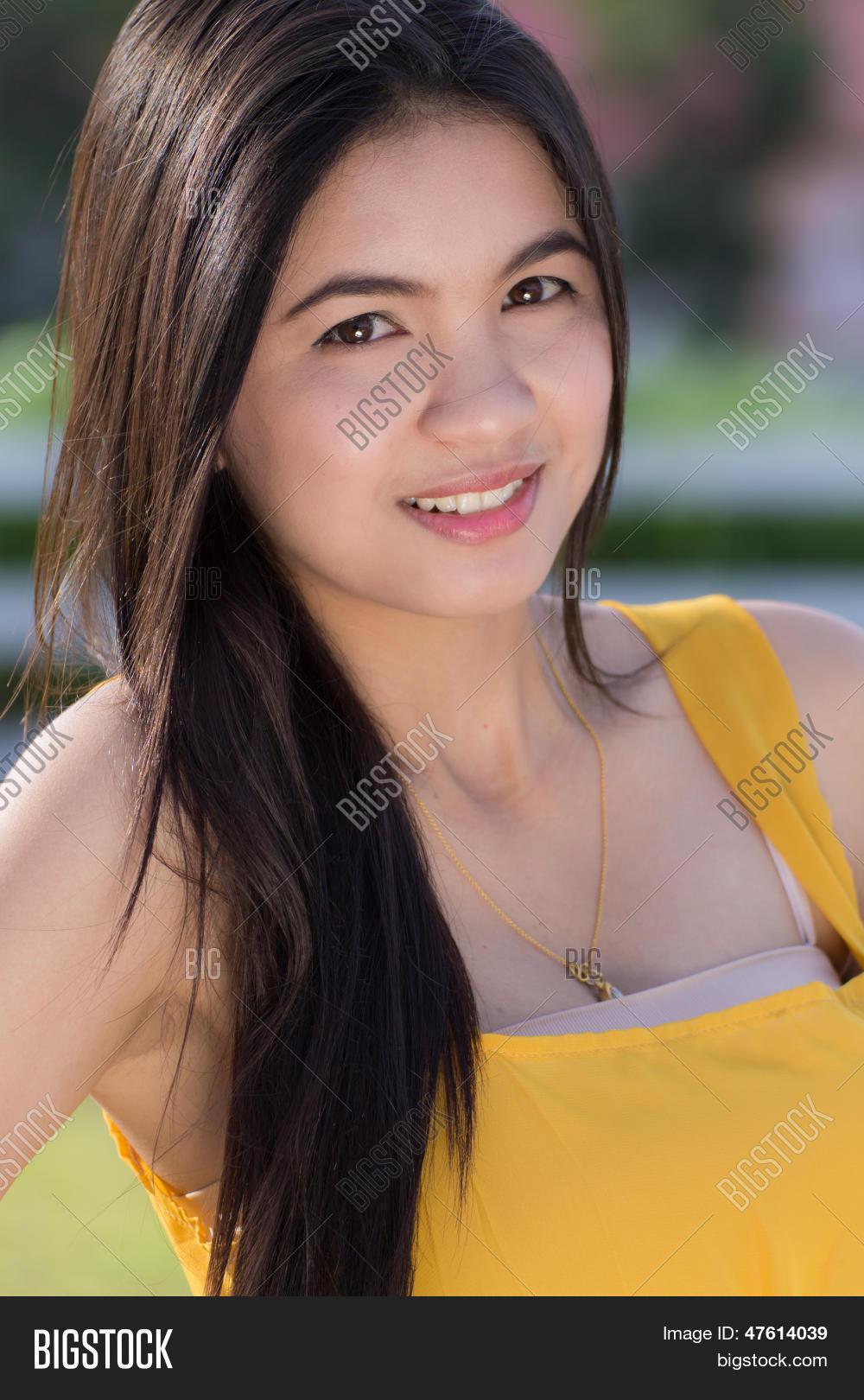single thai lady