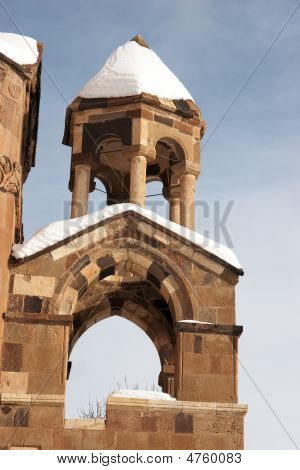 Church Of The Holy Cross At Akdamar, Turkey