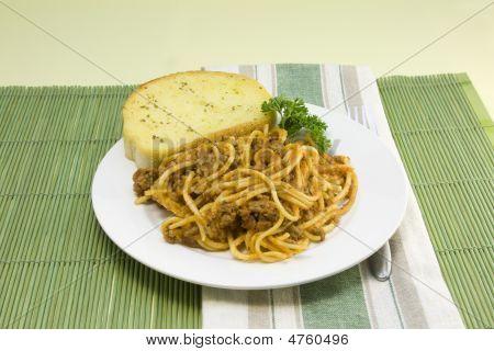 Spaghetti Meal