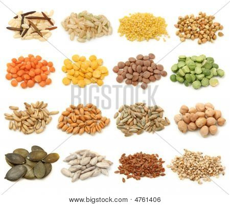 Cereal,grain And Seeds