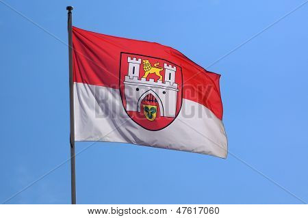 Flag Of Hannover