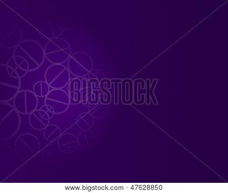 background dark purple