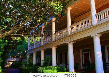Charleston South Carolina  Plantation Home