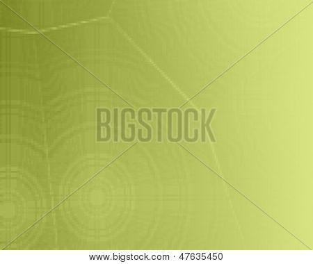 background blurred green and motif
