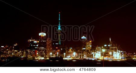 Auckland Nightscape 1