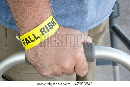 Sturz-Risiko hautnah
