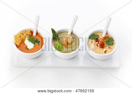 Soup Assorti