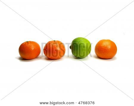 Lime And Tangerines
