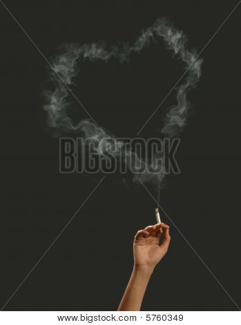 Smoke kills Heart