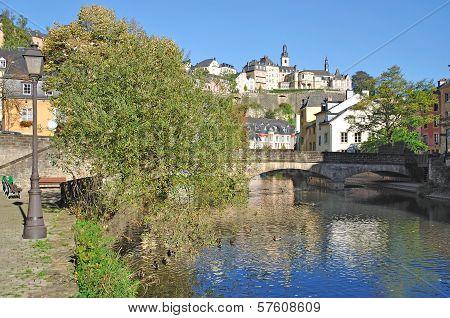 Luxembourg Grund,Benelux