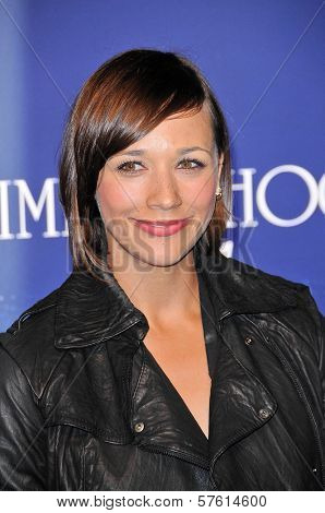 Rashida Jones at the Jimmy Choo For H&M Collection, Private Location, Los Angeles, CA. 11-02-09