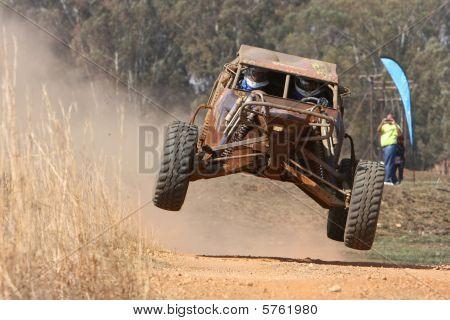 Rally Car Ramping