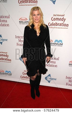 Allison Sweeney at the International Myeloma Foundation's 3rd Annual Comedy Celebration for the Peter Boyle Memorial Fund, Wilshire Ebell Theater, Los Angeles, CA. 11-07-09