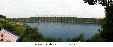 Blue Lake, Mt Gambier...