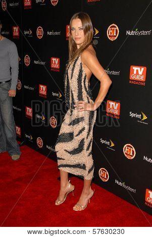 Edyta Sliwinska at the TV GUIDE Magazine's Hot List Party, SLS Hotel, Los Angeles, CA. 11-10-09