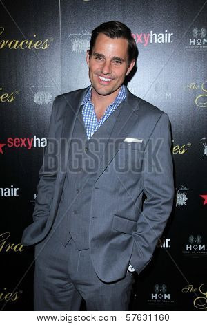 Bill Rancic at the 2012 Gracie Awards Gala, Beverly Hilton Hotel, Beverly Hills, CA 05-22-12