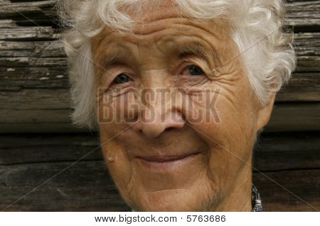 Kind Old Woman