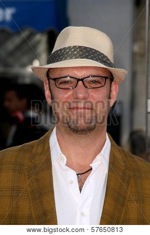 Geoffrey Cantor at the Los Angeles Premiere of 'Public Enemies'. Mann Village, Westwood, CA. 06-23-09