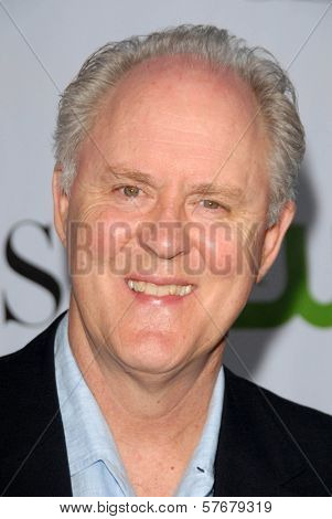 John Lithgow at the CBS, CW and Showtime All-Star Party. Huntington Library, Pasadena, CA. 08-03-09