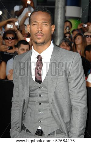 Marlon Wayans at the Special Screening of 'G.I. Joe Rise of Cobra'. Grauman's Chinese Theater, Hollywood, CA. 08-06-09
