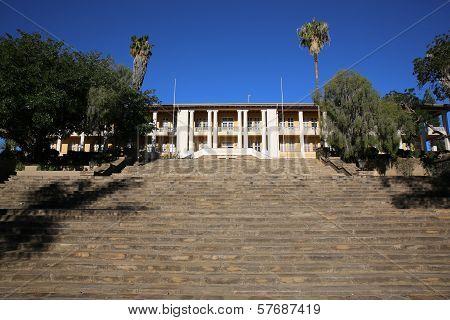Parliament in Windhoek