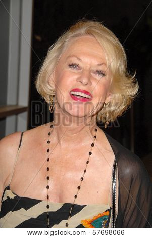 Tippi Hedren at the Los Angeles Premiere of 'Gotta Dance'. Linwood Dunn Theatre, Hollywood, CA. 08-13-09