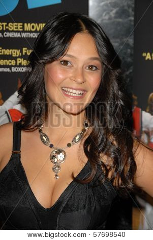 Romi Dames at the Los Angeles Premiere of 'Gotta Dance'. Linwood Dunn Theatre, Hollywood, CA. 08-13-09