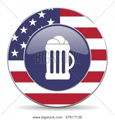 beer american icon