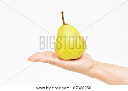 Offering Pear