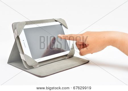 Touching Tablet Phone