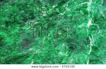 Green Marble Grunge Textured Abstract Background
