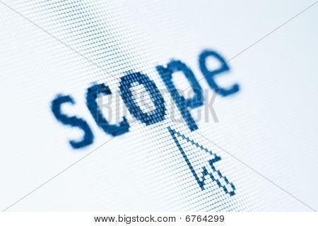 Word Scope
