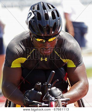 Wheelchair Track Athlete Sunglasses